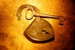 Lock_with_key_2
